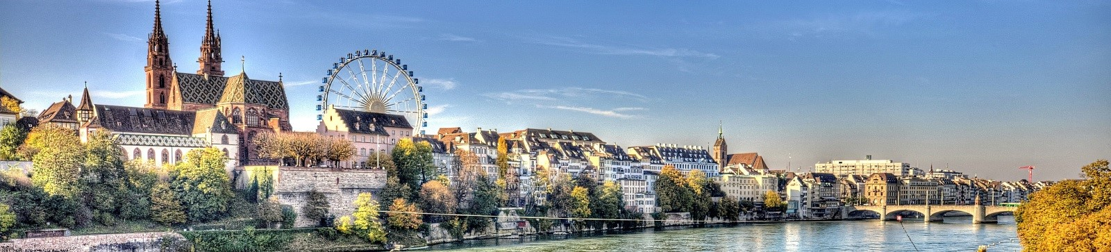 Seminarhotels in Basel, Schweiz, Switzerland